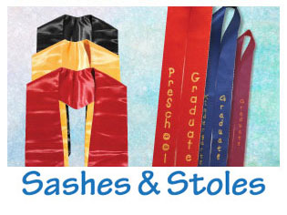 Sashes and Stoles