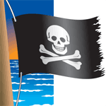 0193 - Pirate Flag