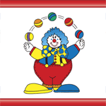0273 - Juggling Clown