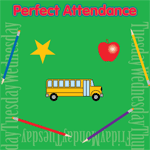 0381 - Perfect Attendance