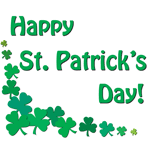 0498 - Happy St Patricks Day