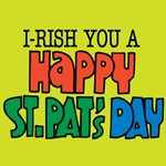 0844 - I-RISH you a HSP Day