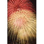 1370 - Fireworks Background