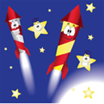 2031 - Cartoon Rockets and Grad