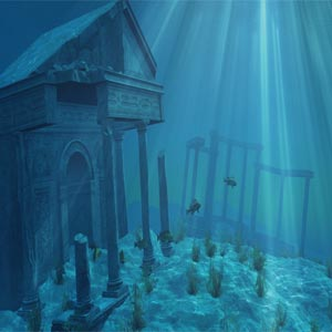3380 - underwater background gr