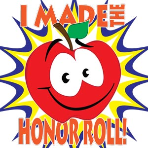 4175 - I Made the Honor Roll Ap