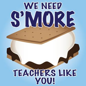 4179 - We Need Smore Teachers L