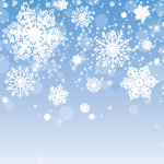 4330 - Winter Snowflakes