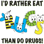 4806 - Rather Eat Bugs Drug Fre