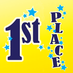 4871 - First Place with Stars
