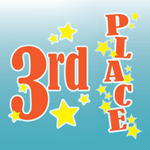 4873 - Third Place with Stars