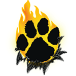 F0013 - Flaming Paw