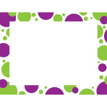 1605 - Purple and Green Circles