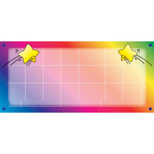 1395 - Star Colorful background