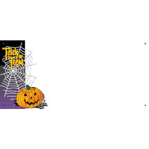 0187 - Spiderweb & Pumpkin