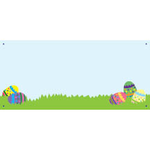 0503 - Easter Egg & Grass
