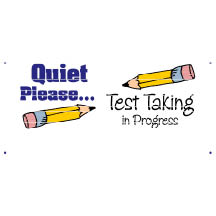 1032 - quiet Please... Test Tak
