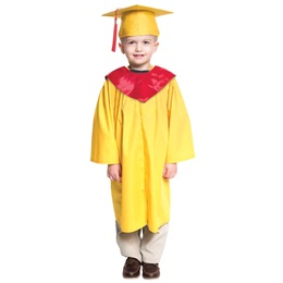 Graduation Hood - Solid Color