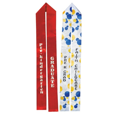 Standard Full-color Sash