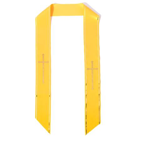 Cross Sash - Gold