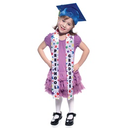 Preschool Graduate Graduation Sash-Superstars