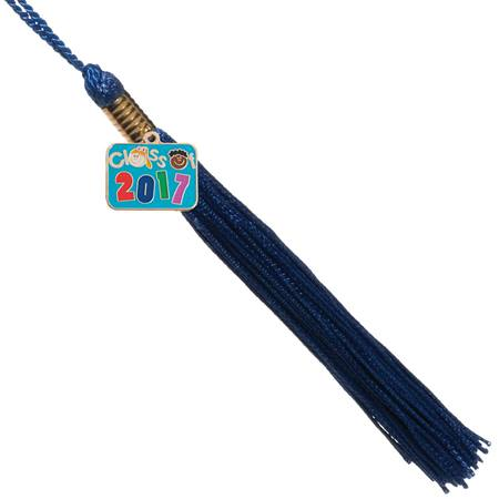 Class of 2015/Faces Tassel Charm