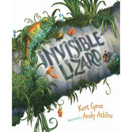 Early Reader Book - <i>Invisible Lizard</i>