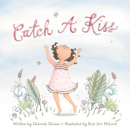 Early Reader Book - <i>Catch a Kiss</i>