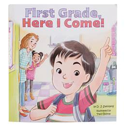 Early Reader Book - First Grade, Here I Come