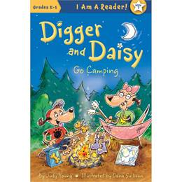 Early Reader Book - <i>Digger and Daisy Go Camping</i>