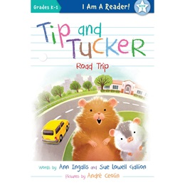 Early Reader Book - <i>Tip and Tucker Road Trip</i>