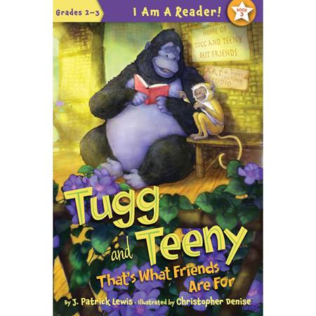 Early Reader Book - <i>Tugg and Teeny: That's What Friends Are For</i>