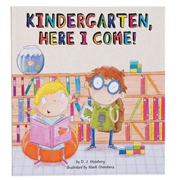 Early Reader Book - Kindergarten, Here I Come