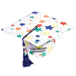 Full-color Custom Graduation Cap