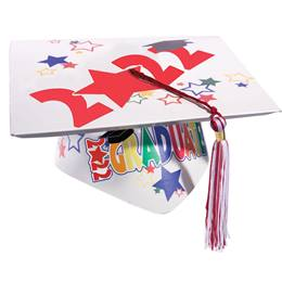 Graduation Cap - Color Craze