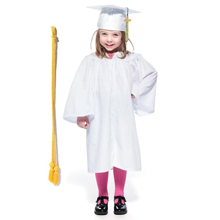 Grad Set with Honor Cord - Matte