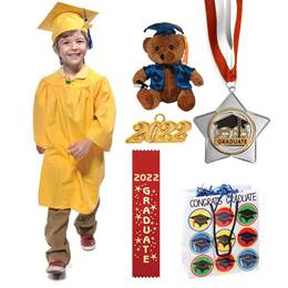 Matte Gift Pack Graduation Set