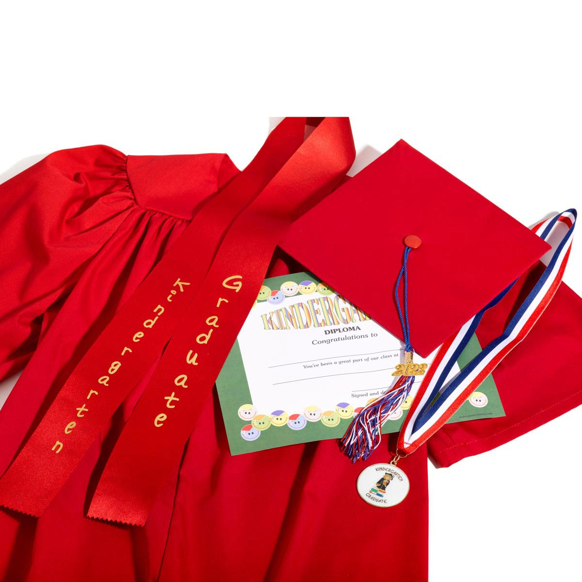 kindergarten graduation award set matte anderson s