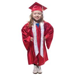 Shiny Grad Set with 2021 Graduation Ribbon Sash