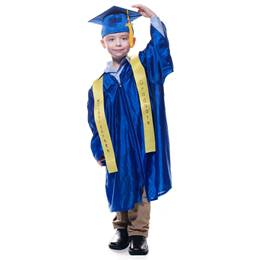 Kindergarten Graduation Set With Sash - Shiny