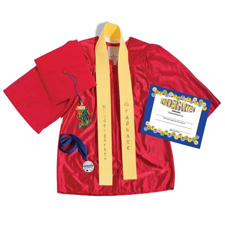 kindergarten graduation award set shiny anderson s