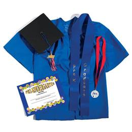 Pre-K Graduation Award Set - Matte