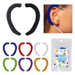 Face Mask Ear Loop Protectors in Pouch