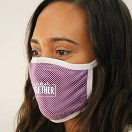 Custom Breathable Cooling Face Mask