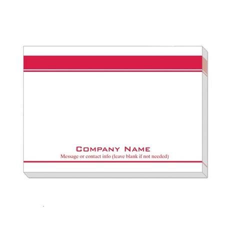 Post-it® Notes Sticky Note Pads - Fundamental Red