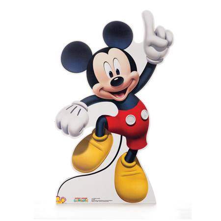 Mickey Mouse Life Size Stand-Up