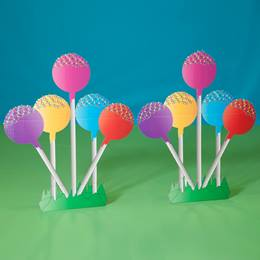 Sprinkled Lollipops Kit (set of 2)