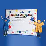 Giant Kindergarten Diploma Kit