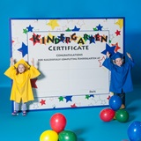 Giant Preschool Diploma Kit