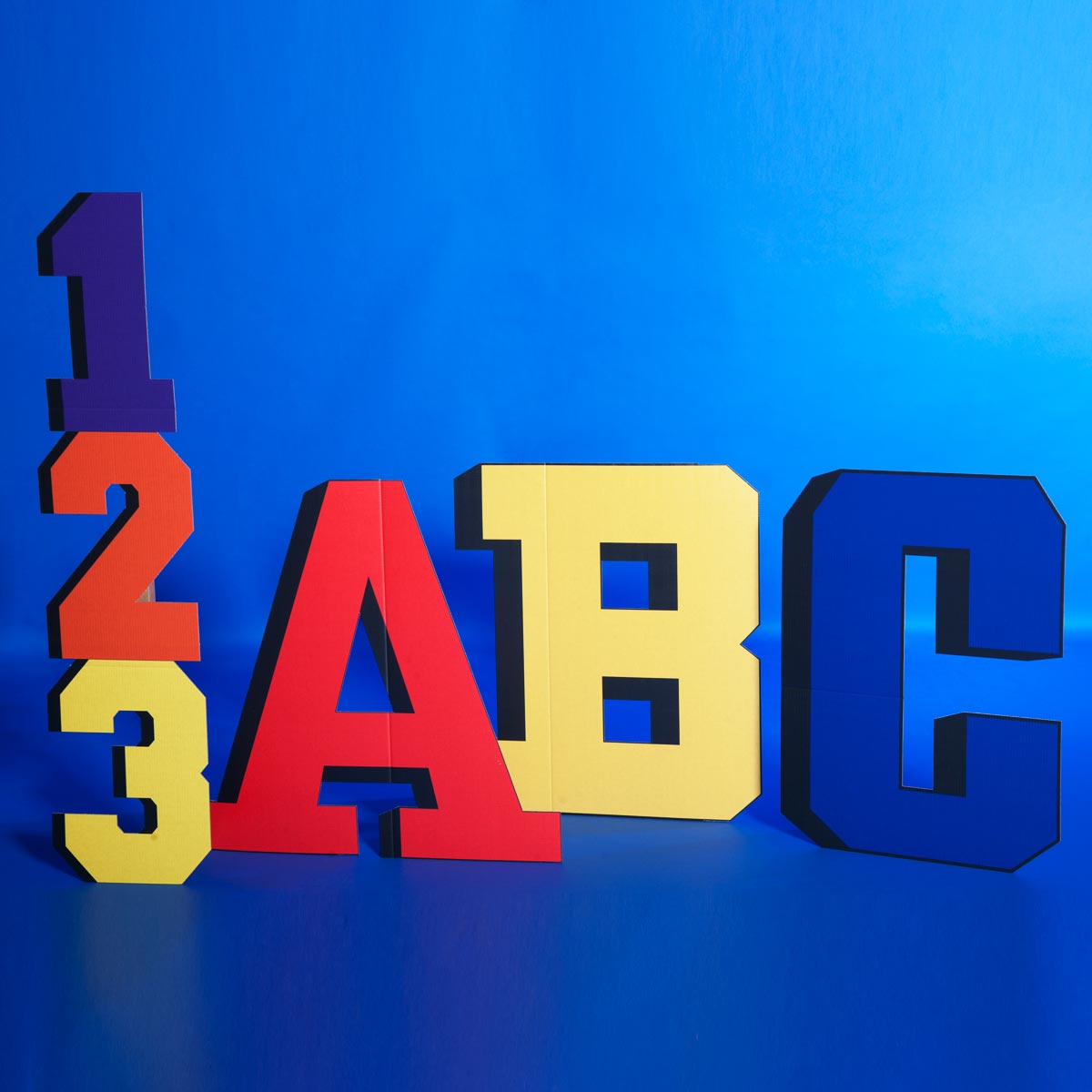 ABCs and 123s Kit